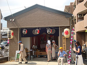 新川町会会館(登戸新川町会)画像
